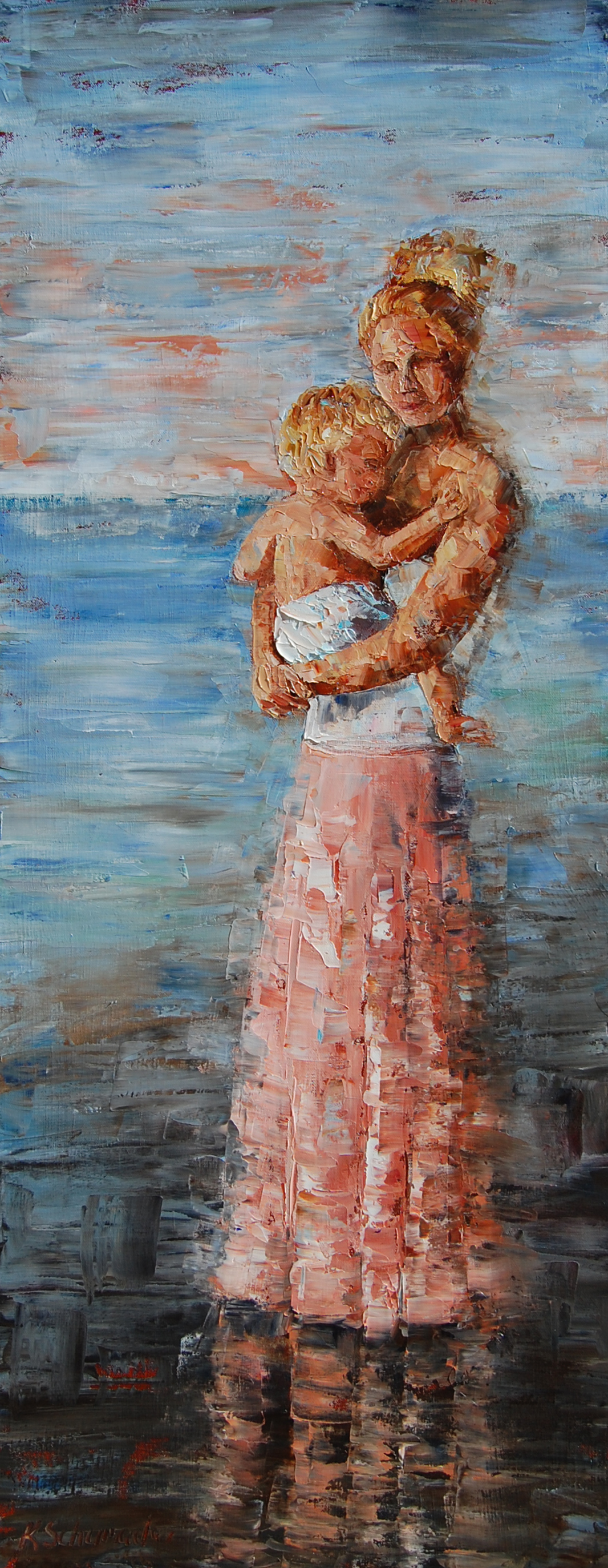 Mother's Love 16x40