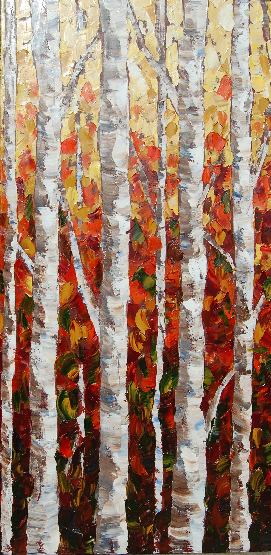Autumn Bliss 24x48