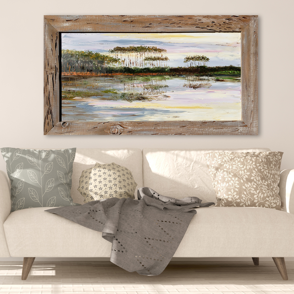 Autumn on 30A 32×57 hung for web