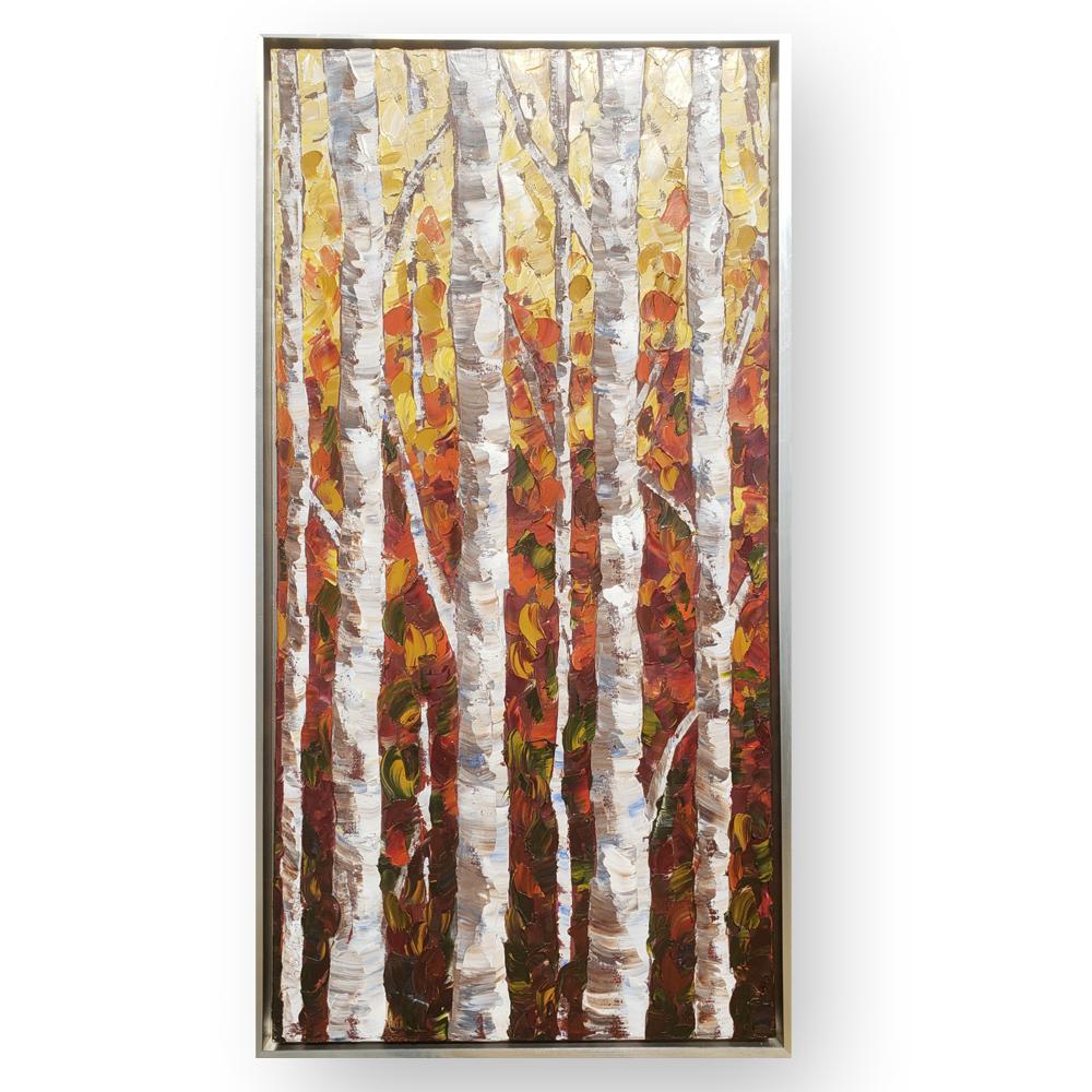 autumn bliss 48×24