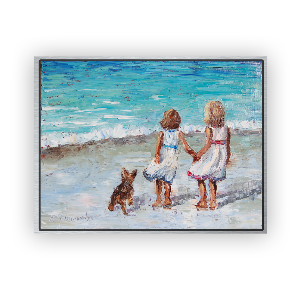beach sisters 12×16 for web