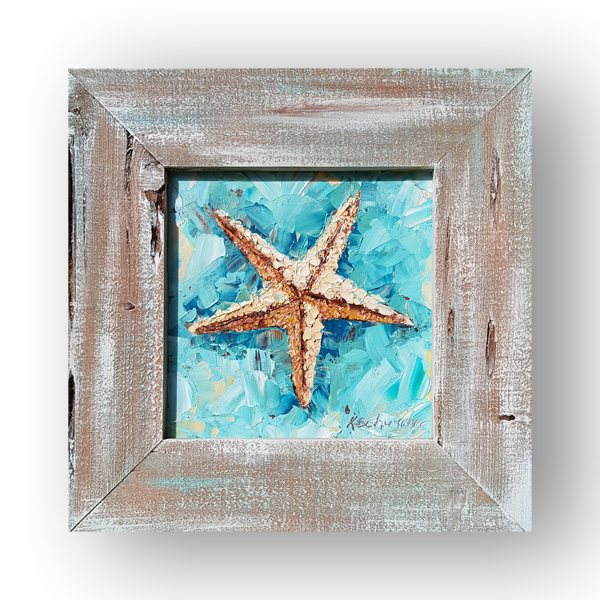 blue Star 13×13 low hung