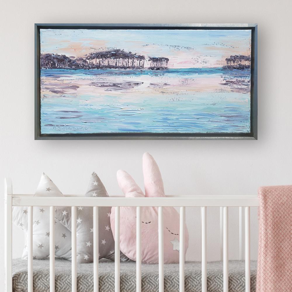 dune lake peace 14×28 hung over crib for web