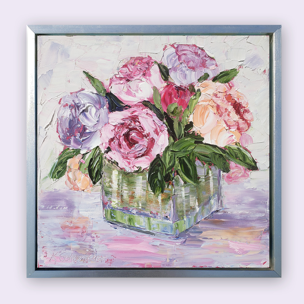 Pink reflections for web 14×14