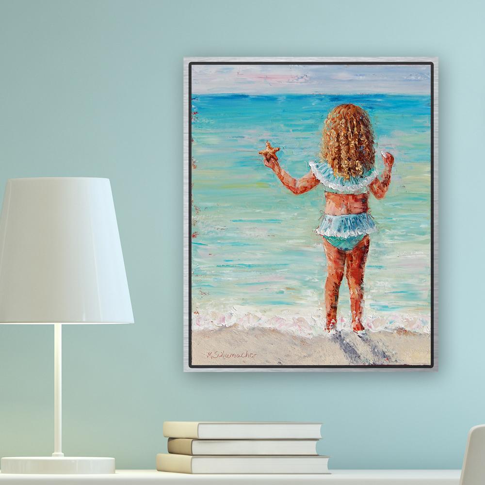 beach babe 22×18 for web