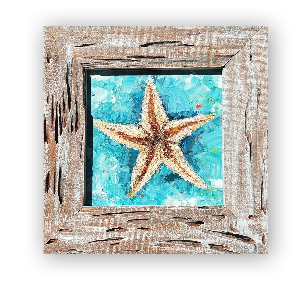 Starfish Comfort 15×15 on bg low